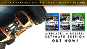 GRIP: Ultimate Edition is Out Now!