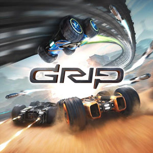 Futuristic Combat Racer GRIP Coming to retail this year!