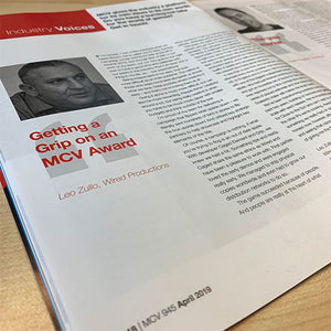 Wired MD Leo Zullo writes for MCV
