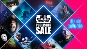 Wired Productions Publisher Sale