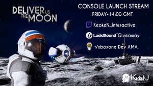 Deliver Us The Moon Launch Stream