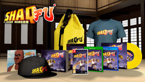 SHAQ FU: A LEGEND REBORN is out!