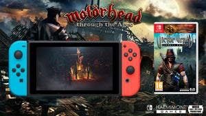 VICTOR VRAN: OVERKILL EDITION TO ROCK NINTENDO SWITCH