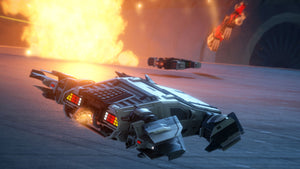 GRIP gets DeLorean DLC and Free Weekend on Steam!