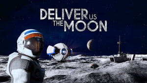 Announcing Deliver us the Moon!