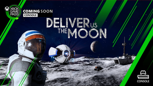 Deliver us the moon coming to Xbox Gamepass
