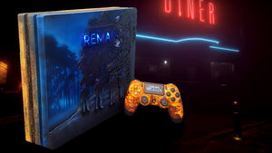 WIN A CUSTOM PS4 PRO!