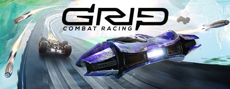 key art showing AirBlades in GRIP Combat Racing