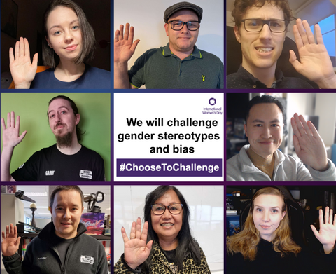 Choose to Challenge #ChooseToChallenge