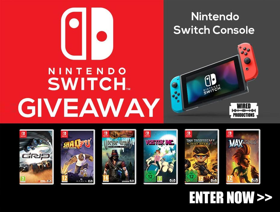 image showing the latest wired giveaway