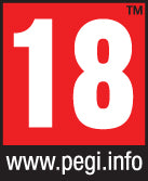 PEGI 18 rating