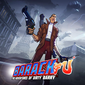 Barack Fu Sleeve - PC DOWNLOAD [Wired Rewards] - Wired Productions