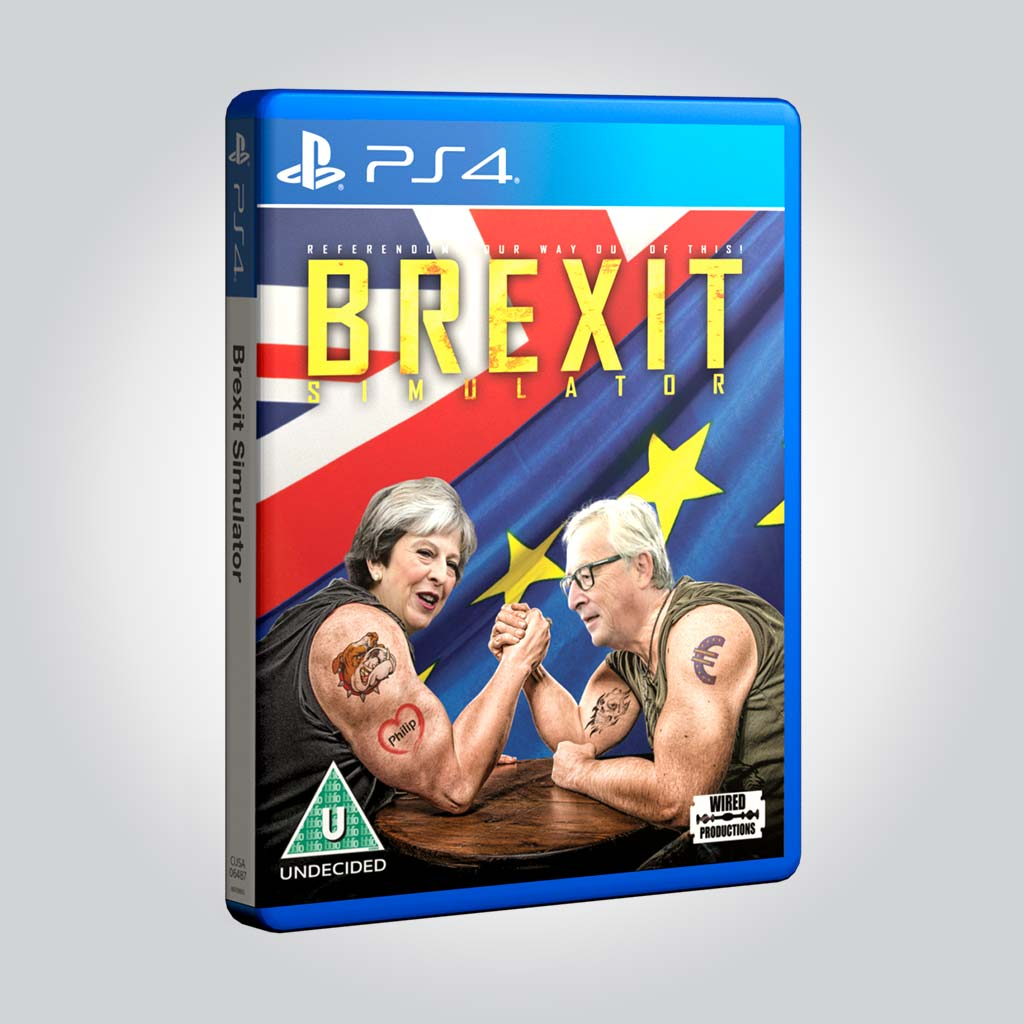 BREXIT SIMULATOR - Wired Productions