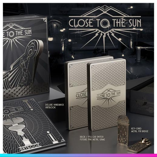 Close To The Sun Limited Collector's Edition
