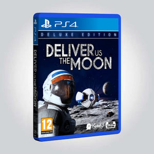 Deliver Us The Moon: Deluxe Edition [PlayStation 4]