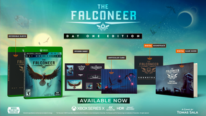 The Falconeer Day One Edition [Xbox Series X]