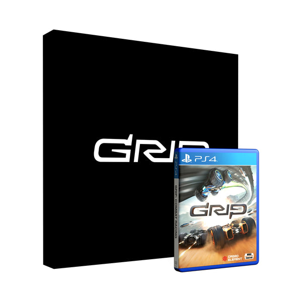 GRIP: Combat Racing Collector's Edition [Playstation 4 Pre-order]