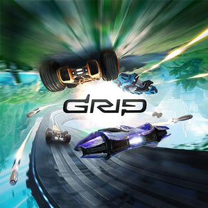 GRIP: Combat Racing AirBlades Alternative Inlay - PC DOWNLOAD [WIRED REWARDS]