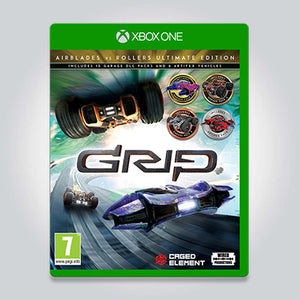 GRIP: Combat Racing - AirBlades Vs Rollers Ultimate Edition [Xbox One]