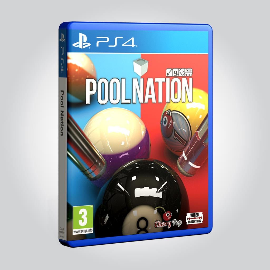 Pool Nation [PLAYSTATION 4]