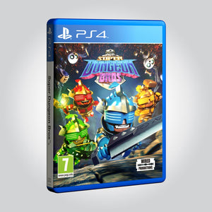 SUPER DUNGEON BROS [Playstation 4] - Wired Productions