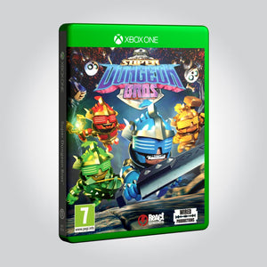 SUPER DUNGEON BROS [Xbox One] - Wired Productions