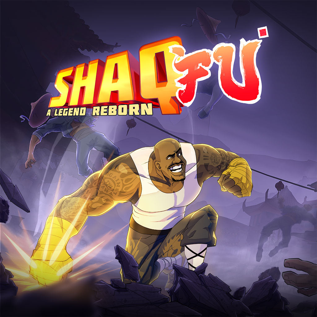 Shaq FU Digital OST - PC DOWNLOAD [Wired Rewards] - Wired Productions