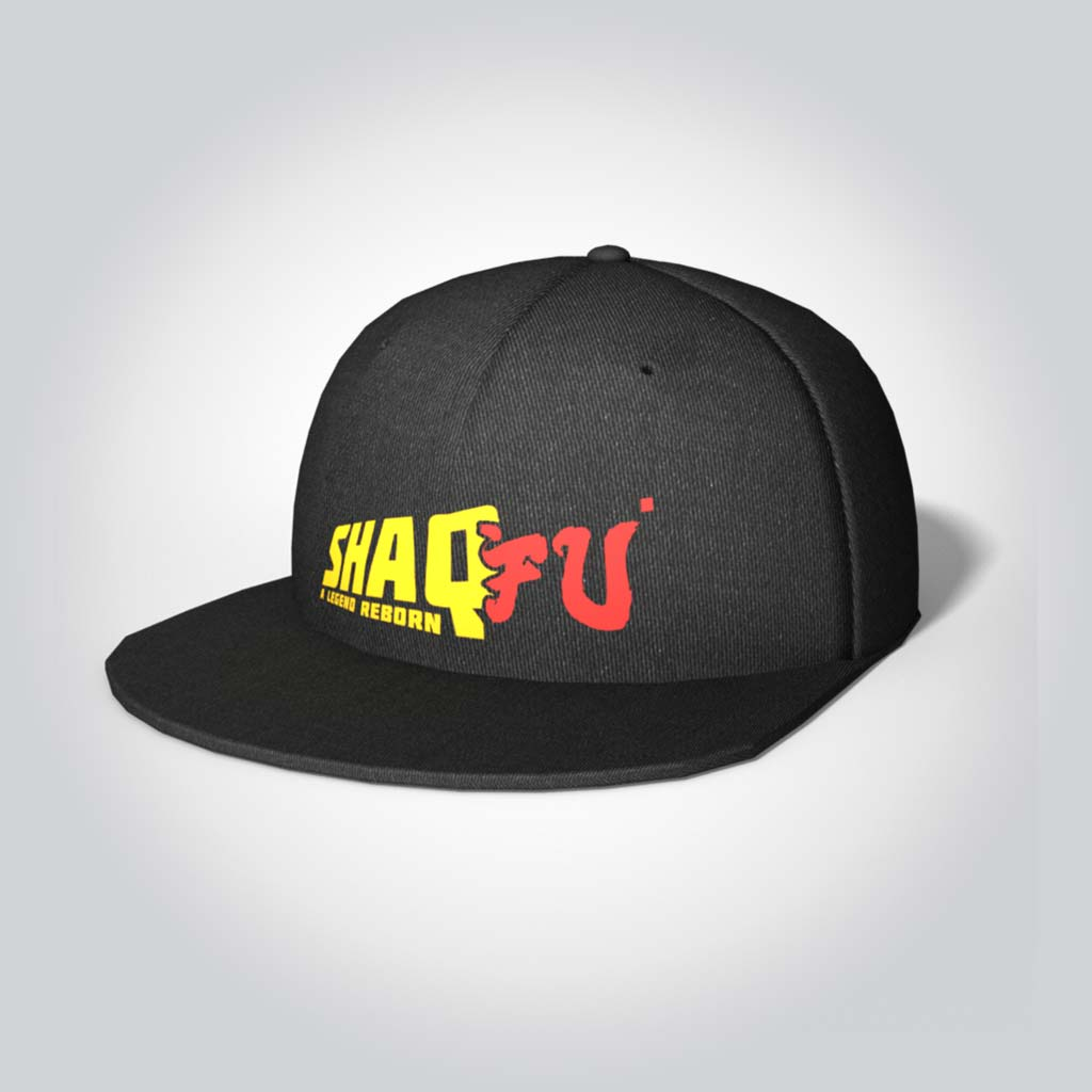 Shaq Fu: A Legend Reborn Snapback - Wired Productions