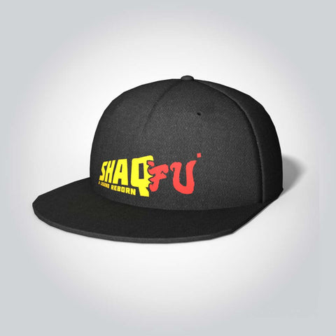 Image of the Shaq Fu snapback