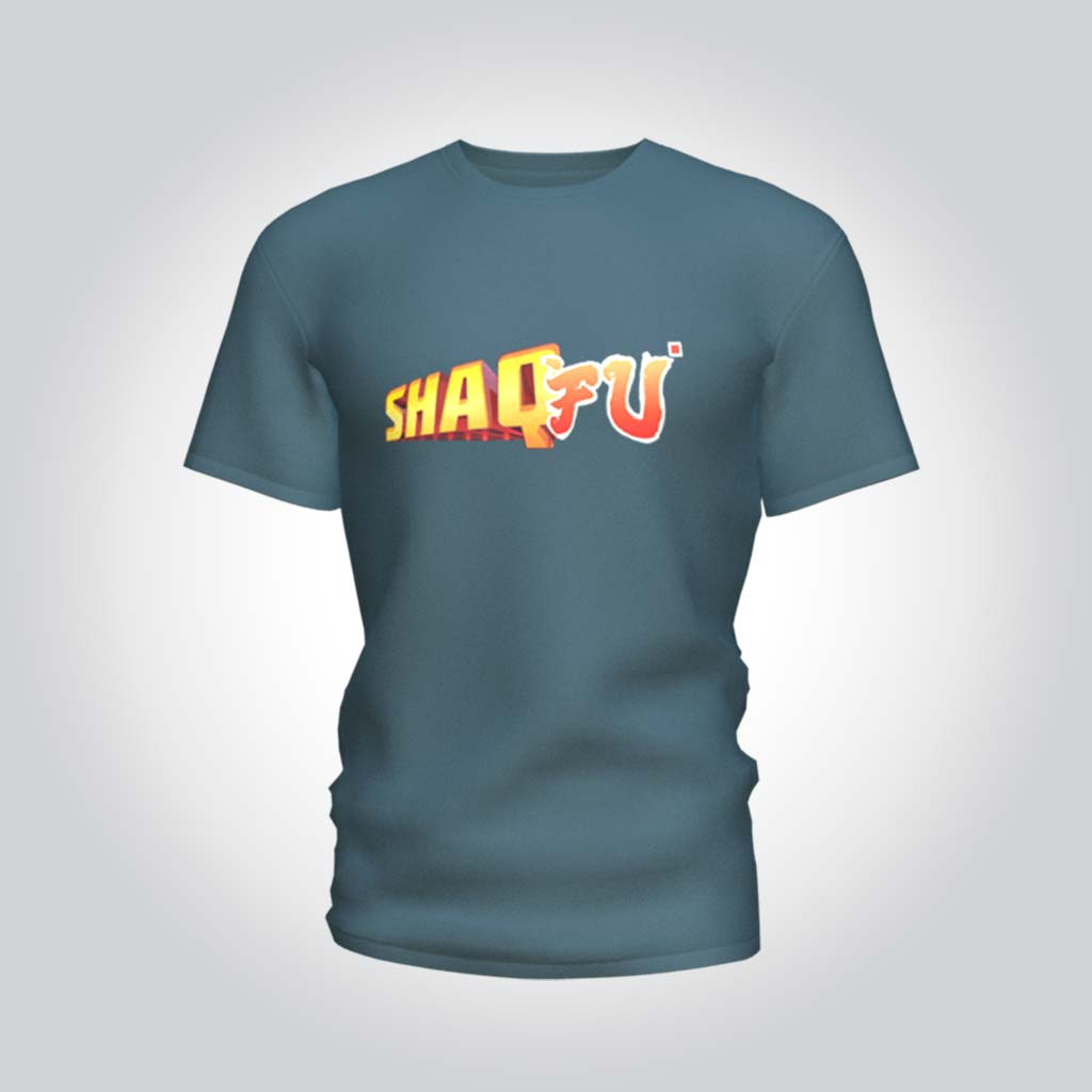 Shaq Fu: A Legend Reborn 'Don't Fu it up' T-shirt - Wired Productions