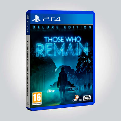 Those Who Remain: Deluxe Edition [PlayStation 4]