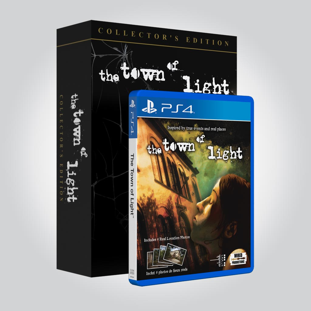 The Town of Light Deluxe Edition [Playstation 4] - Wired Productions