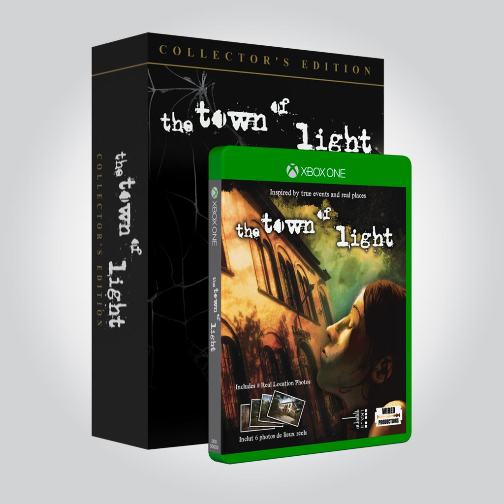 The Town of Light Deluxe Edition [Xbox One] - Wired Productions