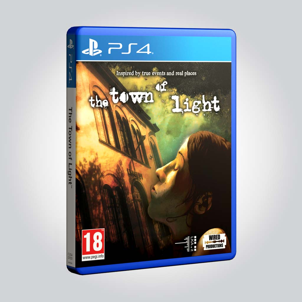 The Town of Light [Playstation 4] - Wired Productions