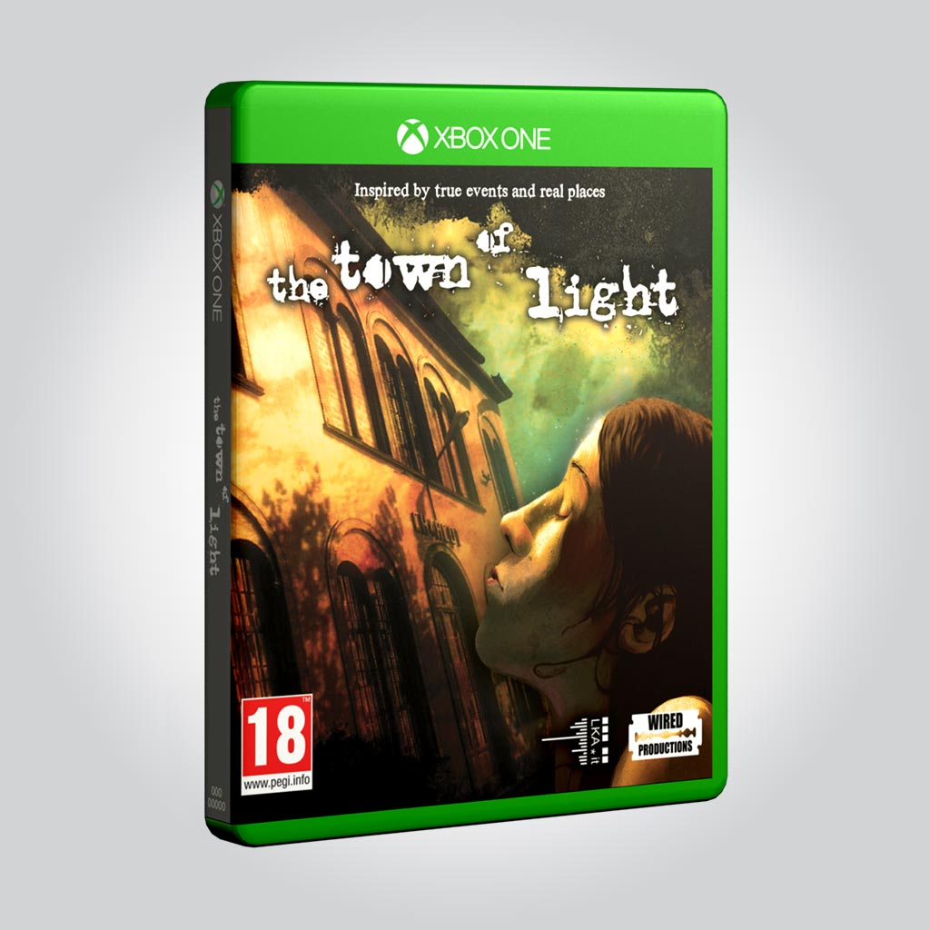 The Town of Light [Xbox One] - Wired Productions