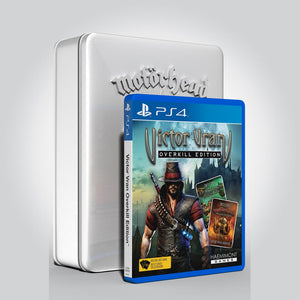 Victor Vran Motörhead Collector's Edition [Playstation 4] - Wired Productions