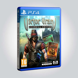 Victor Vran: Overkill Edition [Playstation 4] - Wired Productions