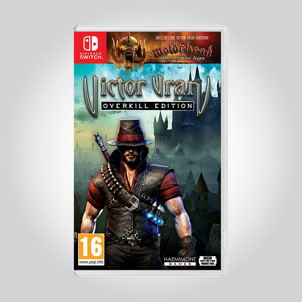Victor Vran: Overkill Edition [Nintendo Switch] - Wired Productions