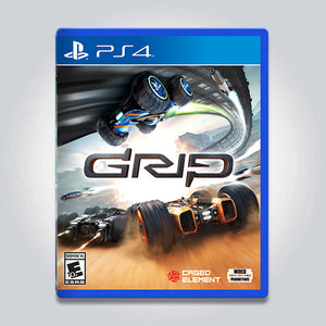 GRIP: Combat Racing [PlayStation 4]