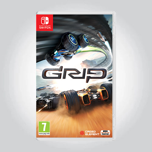 GRIP: Combat Racing [Nintendo Switch]