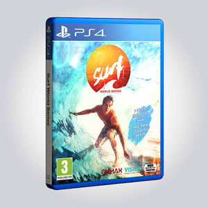 Surf World Series [PlayStation 4]
