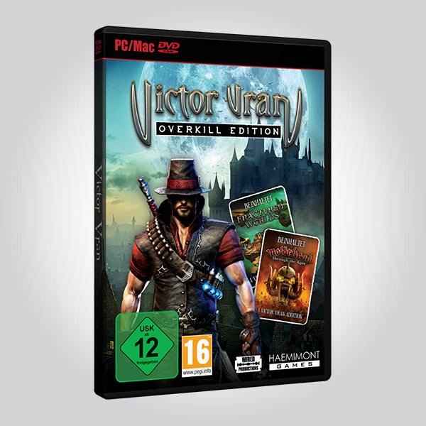 Victor Vran: Overkill Edition [PC]
