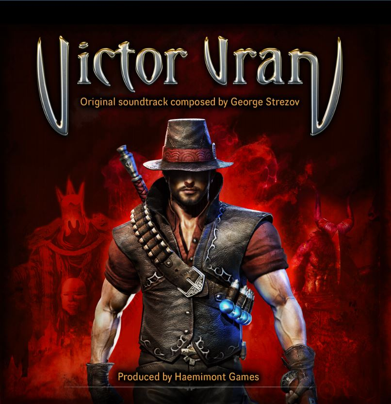 Victor Vran Digital OST - PC DOWNLOAD [Wired Rewards] - Wired Productions