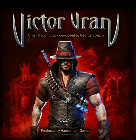 Image showing the cover of the Victor Vran: Overkill Edition Soundtrack