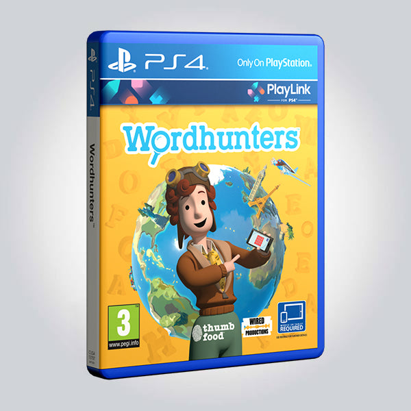 WORDHUNTERS™ [PlayStation 4]