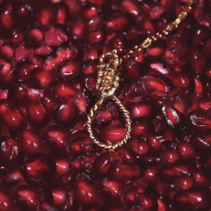 NIHILIS NECKLACE - The Baptist