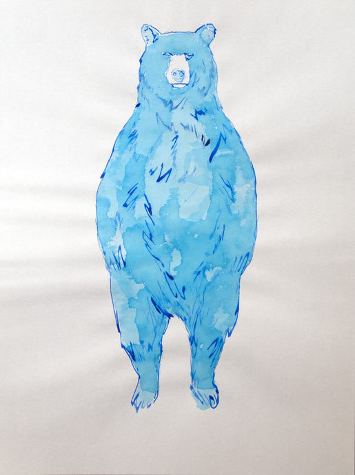 Colour bear 01