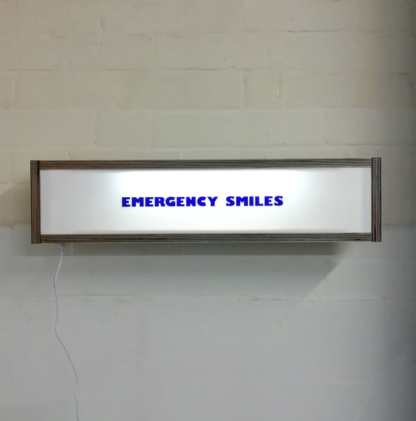 Emergency Smiles (Blue)