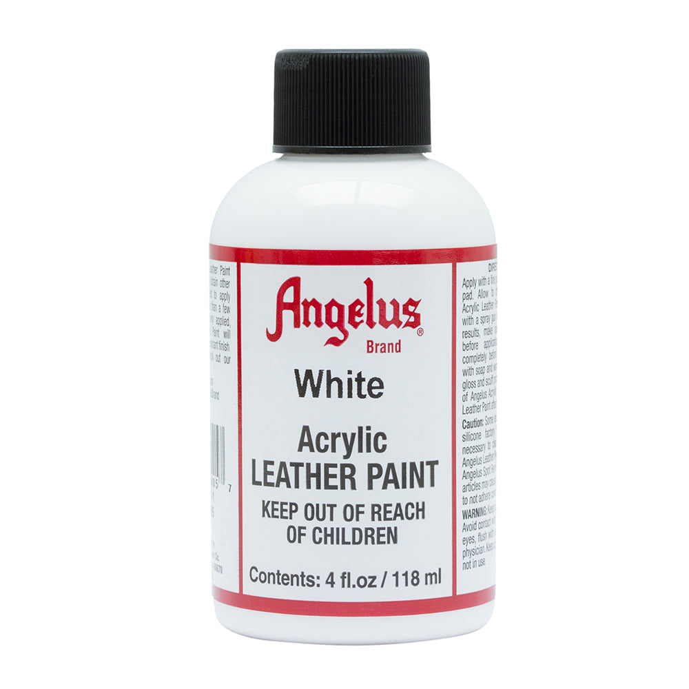 Angelus White Leather Paint 005