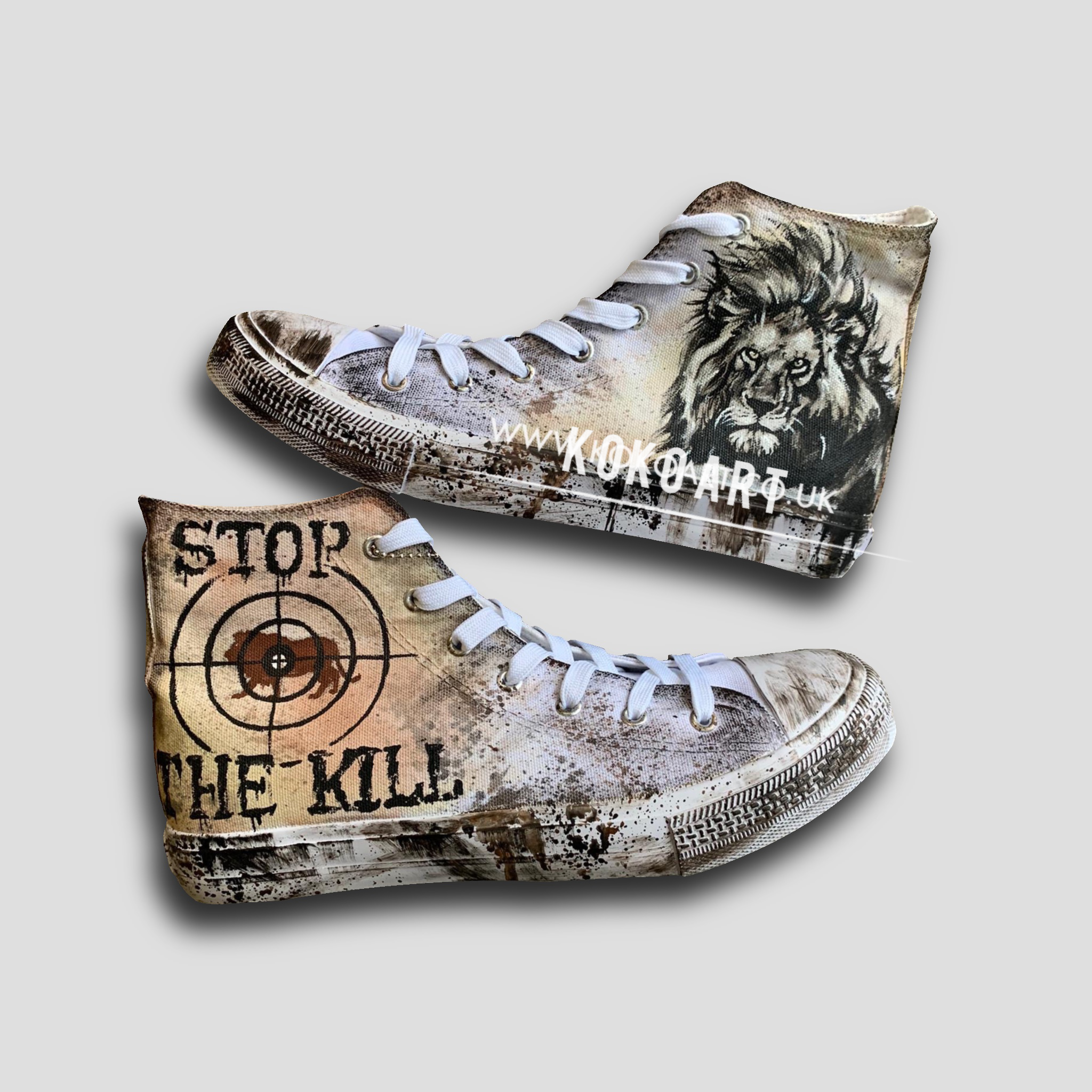 Stop the Kill - Kids - Shoes